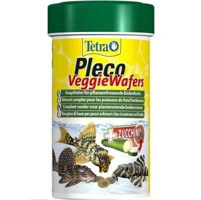 TETRA PLECO VEGGIE WAFERS 100ML