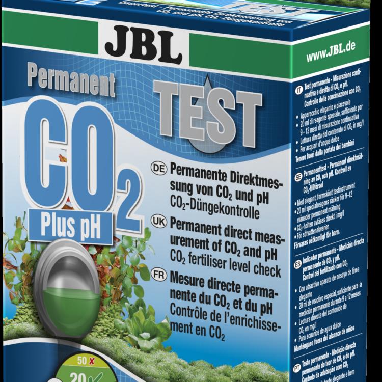 JBL Permanent CO2 & PH Test