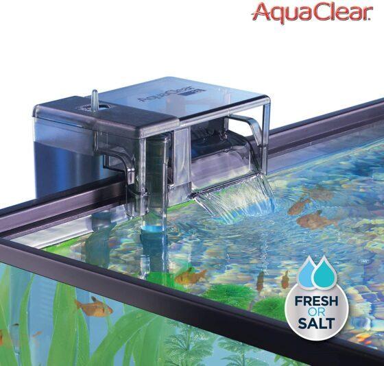 Aquaclear 20 HangOn filter